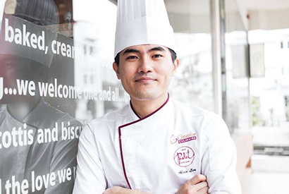 Alvin Lim, Senior Chef Instructor