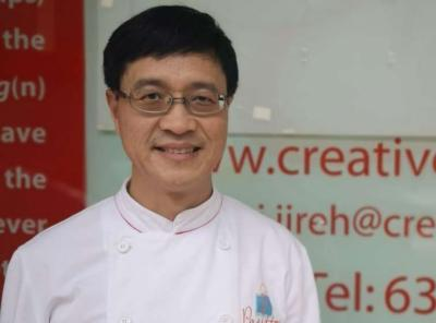 Gelato Chef Michael Koh – Guest Chef